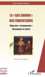 """Le """"gai savoir"""" des éducateurs"""