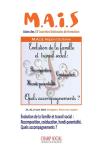 Evolution de la famille et travail social - 33e Journées Nationales de formation