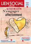 Travail social - S'engager affectivement