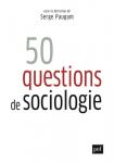 50 questions de sociologie