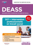 DEASS Assistant de service social DC1 Intervention professionnelle en travail social