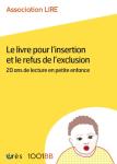 Le livre pour l'insertion et le refus de l'exclusion