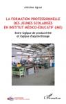La formation professionnelle des jeunes scolarisés en institut médico-éducatif (IME)